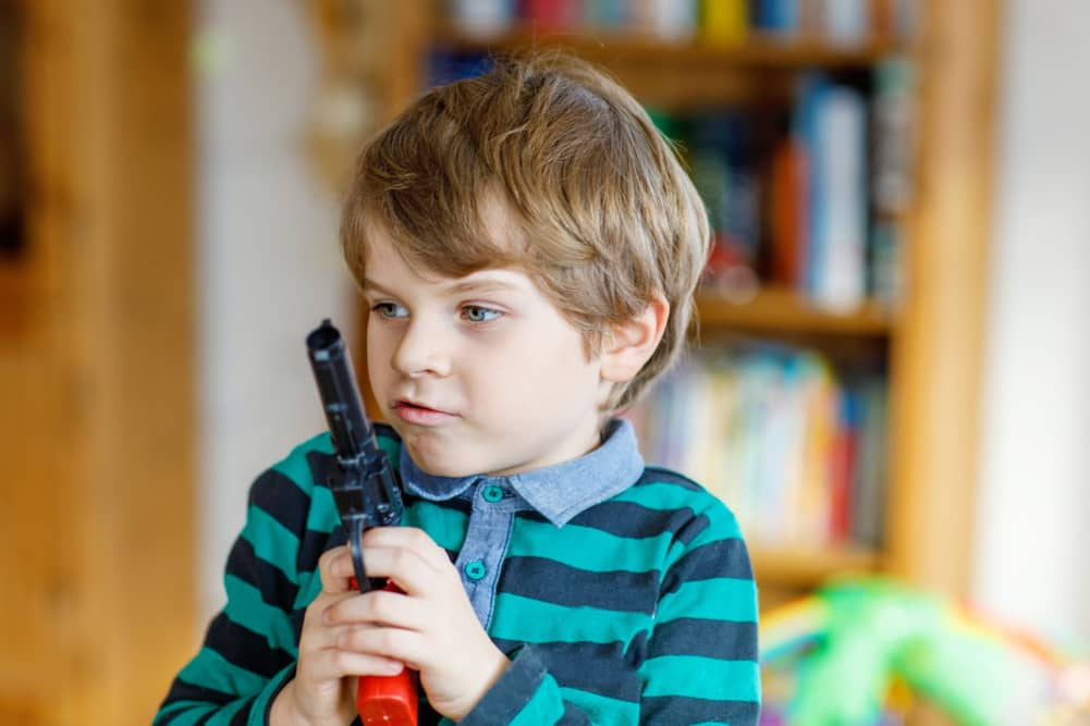 Texas Gun Owner Responsibility Laws Require Protections for Children